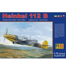 Heinkel He-112 B Hungary A.F. 92062