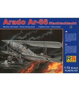 Arado 66 Nachtschlacht single-seater 92063