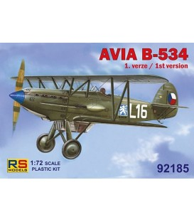 Avia B.534 I. Version 92185