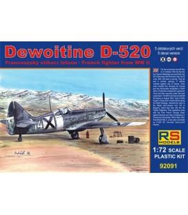 Dewoitine D.520 Bulgaria 92091