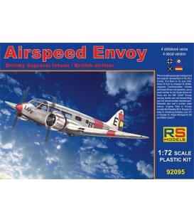 Airspeed Envoy Cheetah engine 92095