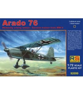 Arado-76 in A/B 92099