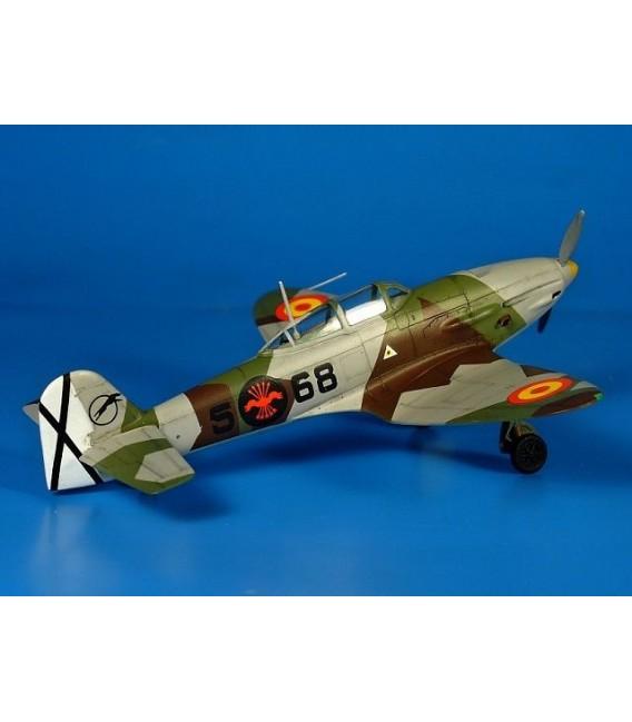Heinkel 112 B Spanish AF 92140
