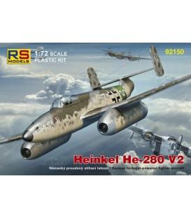 He-280 with Jumo 004 92150