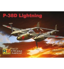 P-38 D Lightning 92155