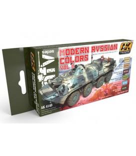 AK4140 Modern Russian Colours Vol.2 6 u. 17 ml.