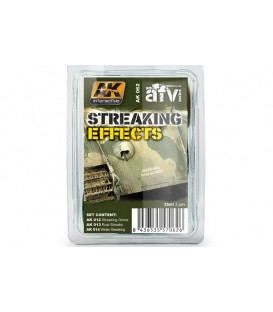 AK062 Streaking Effects Set 3 u. 35 ml
