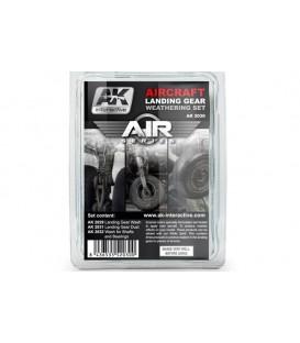 AK2030 Aircraft Landing Gear W. Set - Air Series - 3 u. 35 ml