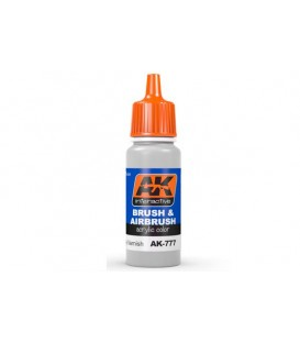 AK777 Glossy Varnish 17 ml.