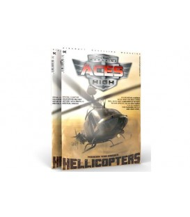 AK2917 Aces High Helicopters - Castellano