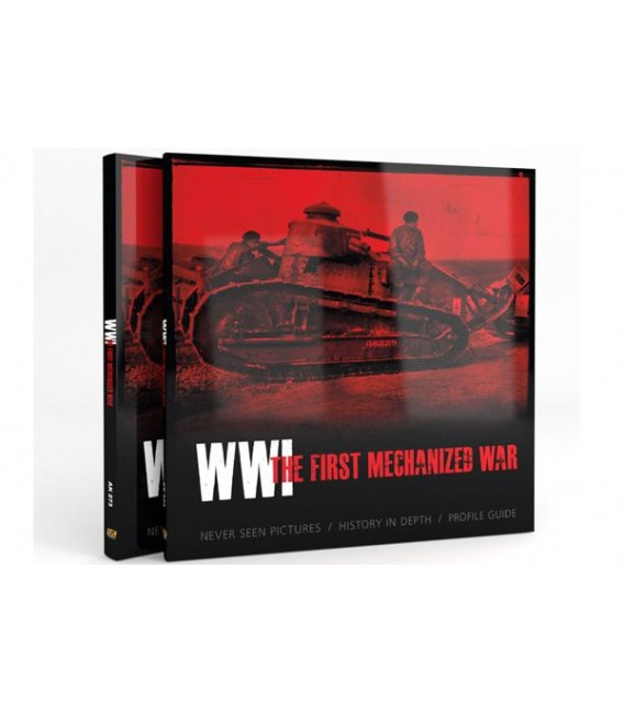 AK273 WWI The First Mechanized War - English