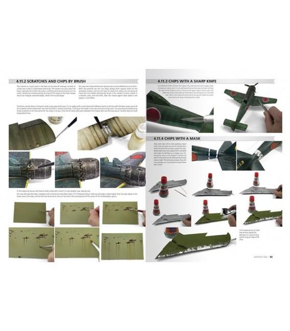 AK277 Aircraft Scale Modelling F.A.Q. - Castellano- Limited Edit