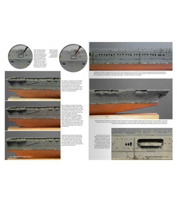 AK668 Modelling Full Ahead Special 1 Lexington Final Battle-Cast