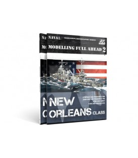 AK896 Modelling Full Ahead 2 New Orleans Class-Cast