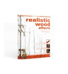 AK259 Realistic Wood Effects Learning Series 01 - English