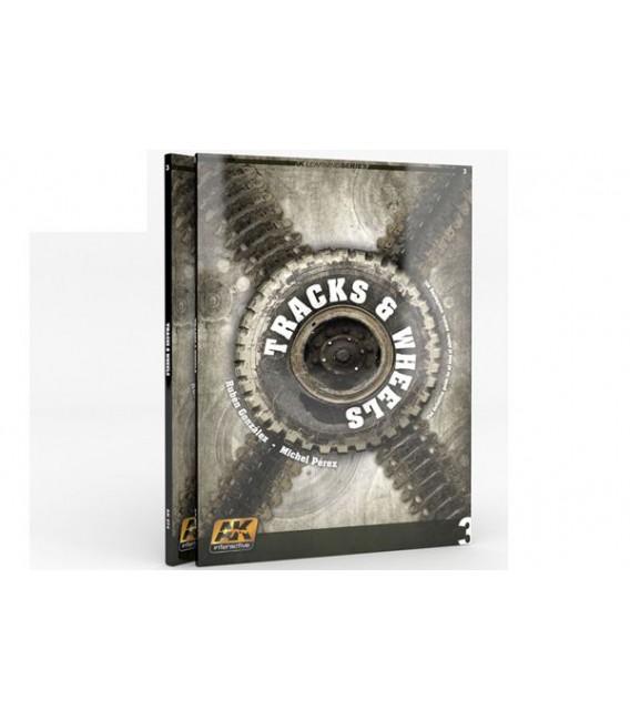 AK274 Learning Series 03 Tracks & Wheels- English