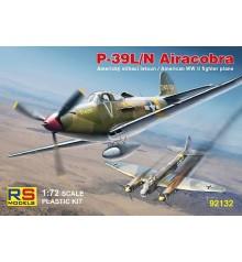 P-39 L/N Airacobra 92132