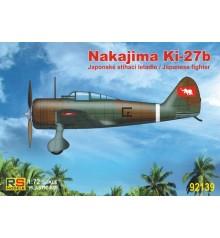 Nakajima Ki-27B Thailand 92139