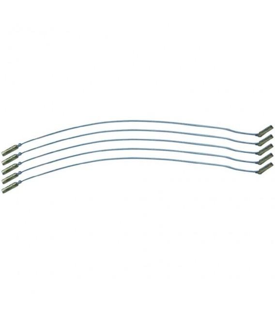 5 pcs. Cable Recanvi Tallador per Porexpan Star Tec 10659