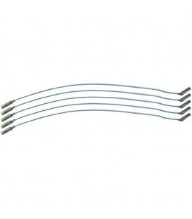 5 pcs. Cable Remplacement Cutter thermique Star Tec 10659