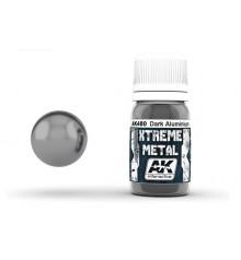 AK480 Xtreme Metal Dark Aluminium 30 ml.