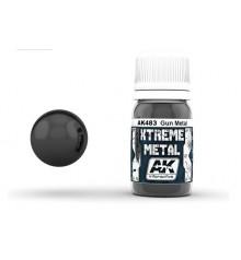 AK483 Xtreme Metal Gun Metal 30 ml.