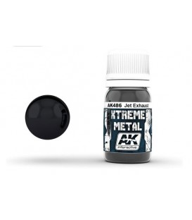 AK486 Xtreme Metal Jet Exhaust 30 ml.