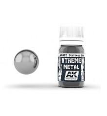 AK670 Xtreme Metal Stainless Steel 30 ml.