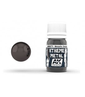 AK671 Xtreme Metal Metallic Smoke 30 ml.