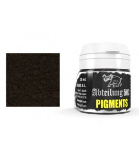 ABTP040 Burned Grease pigments 20 ml.
