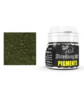 ABTP048 Faded Moss Green pigments 20 ml.