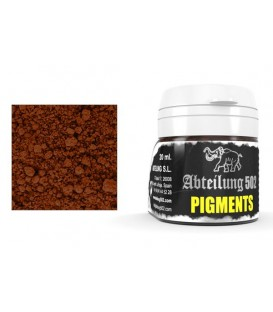 ABTP053 Old Brick Red pigments 20 ml.