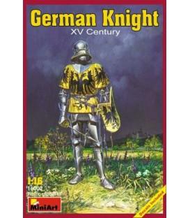 16002 German knight XV Century