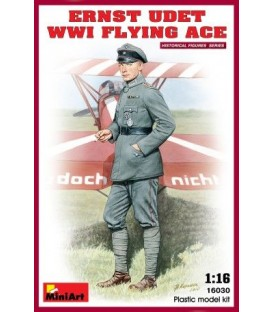 16030 Ernst Udet, WW I Flying Ace