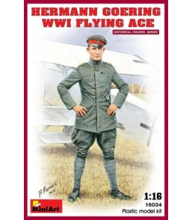16034 Hermann Goering WWI Flying Ace
