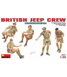 35051 British Jeep Crew