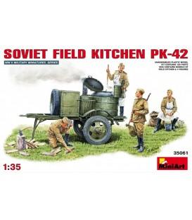 35061 Soviet Field Kitchen Pk-42