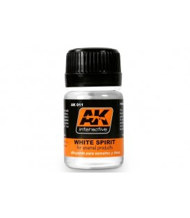 AK011 White Spirit 35 ml.
