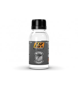 AK268 Nitro Thinner 100 ml.