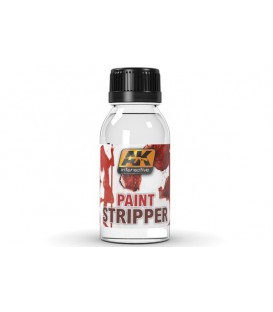 AK186 Paint stripper 100 ml.
