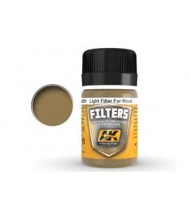 AK261 Ocher for sand/Light filter for Wood 35 ml.