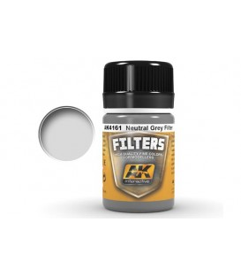 AK4161 Neutral grey filter 35 ml.