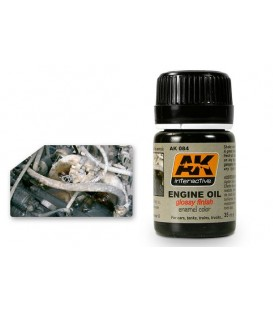 AK084 Engine Oil 35 ml.