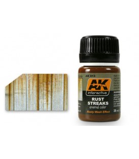 AK013 Rust streaks 35 ml.