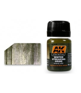 AK014 Winter streaking grime 35 ml.