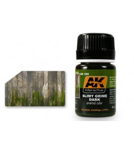 AK026 Slimy grime dark 35 ml.