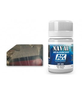 AK306 Salt streaks for ships 35 ml.