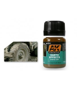 AK017 Earth effects 35 ml.