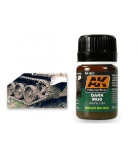 AK023 Dark mud effect 35 ml.