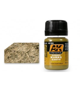 AK080 Summer Kursk earth 35 ml.